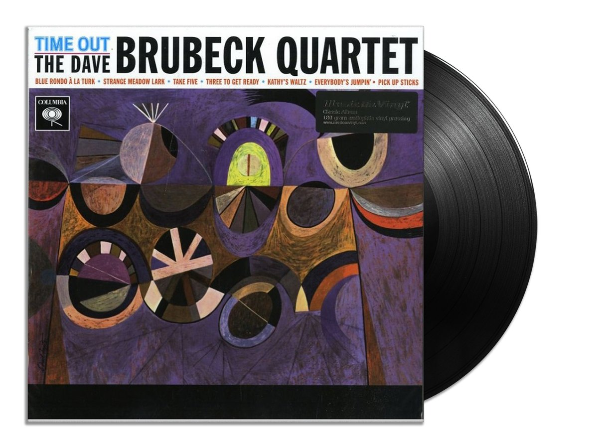 The Dave Brubeck Quartet - TIME OUT -HQ/REMAST-   Vinyl kopen