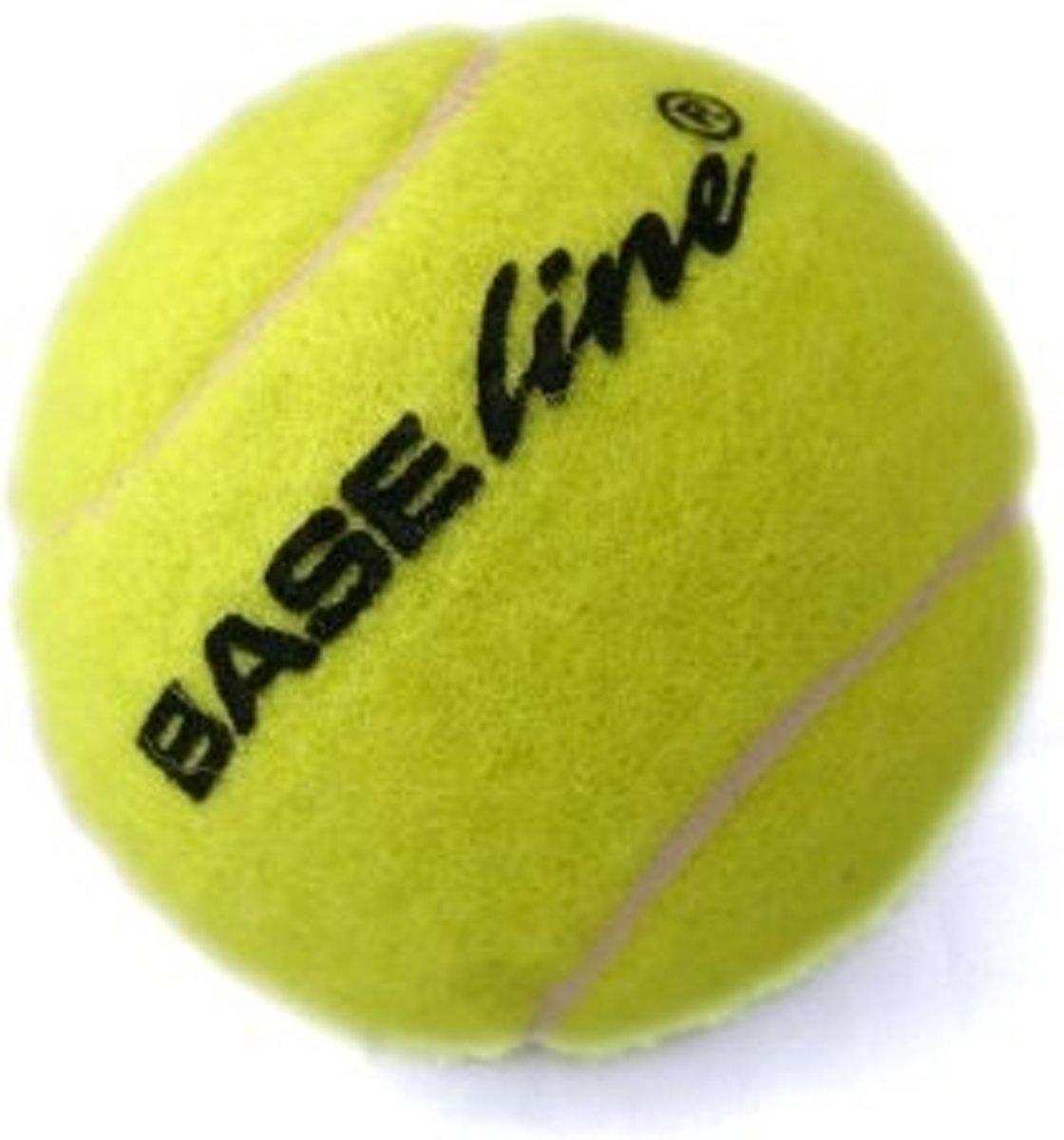 Baseline Tennisbal - Geel kopen