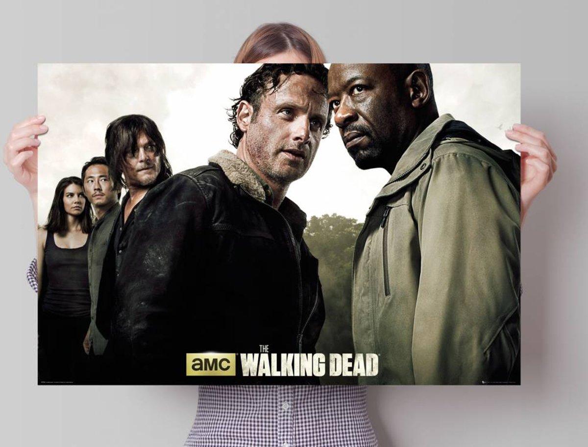 REINDERS Walking Dead - Poster - 91.5x61cm kopen