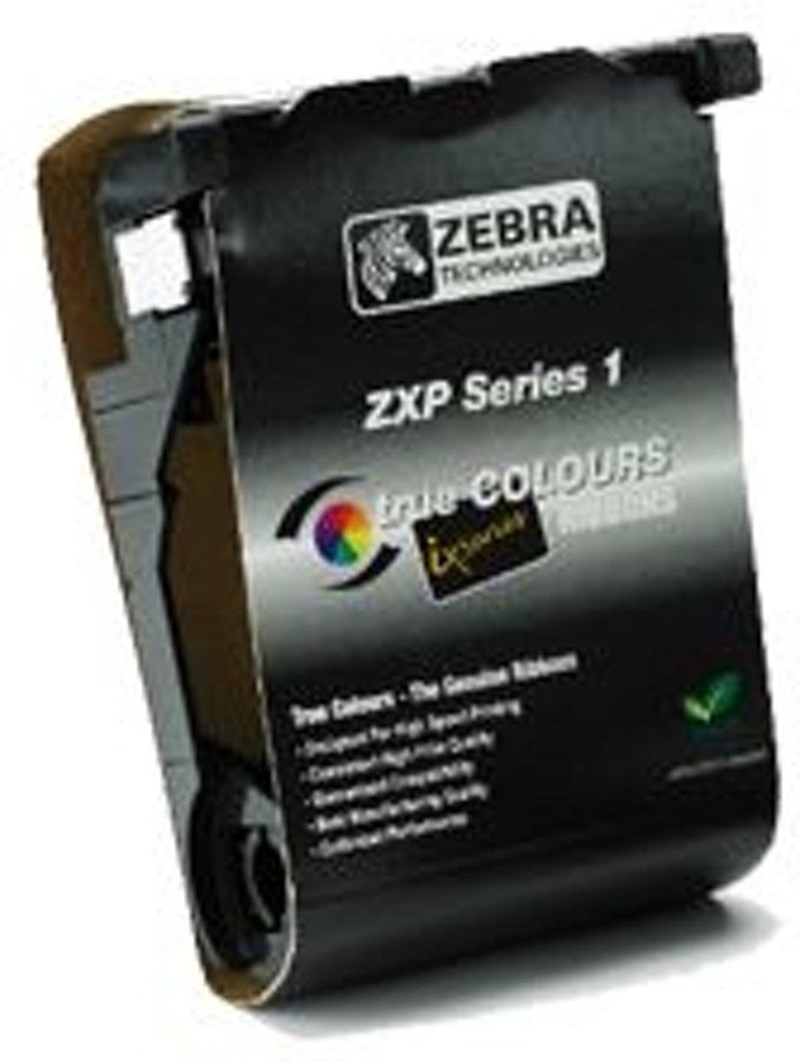 Zebra 800011-147 inktcartridge Original Zwart kopen
