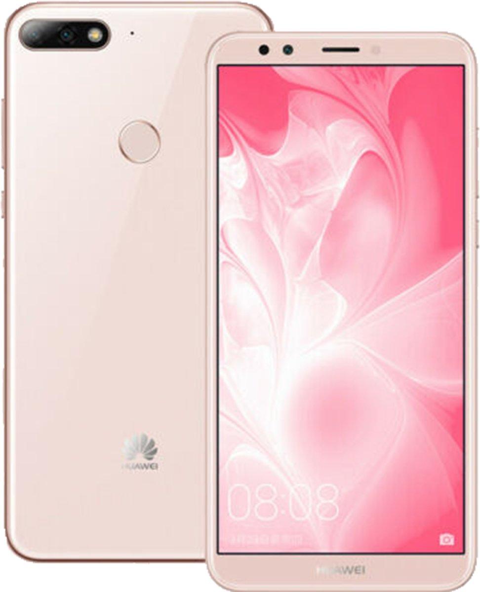 Huawei Y7 Prime 2018 32gb Roze kopen