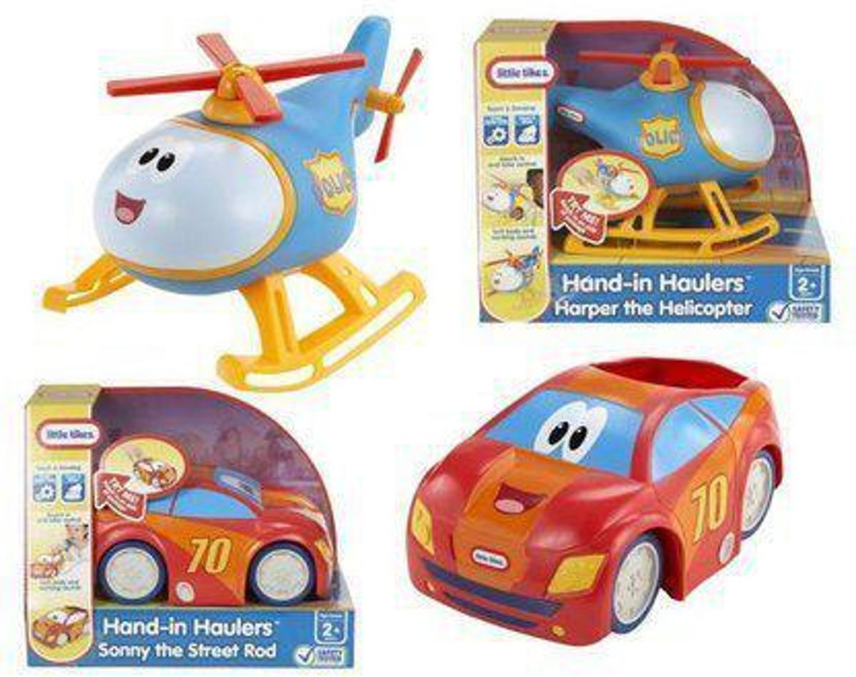Hand-in Haulers-Little Tikes