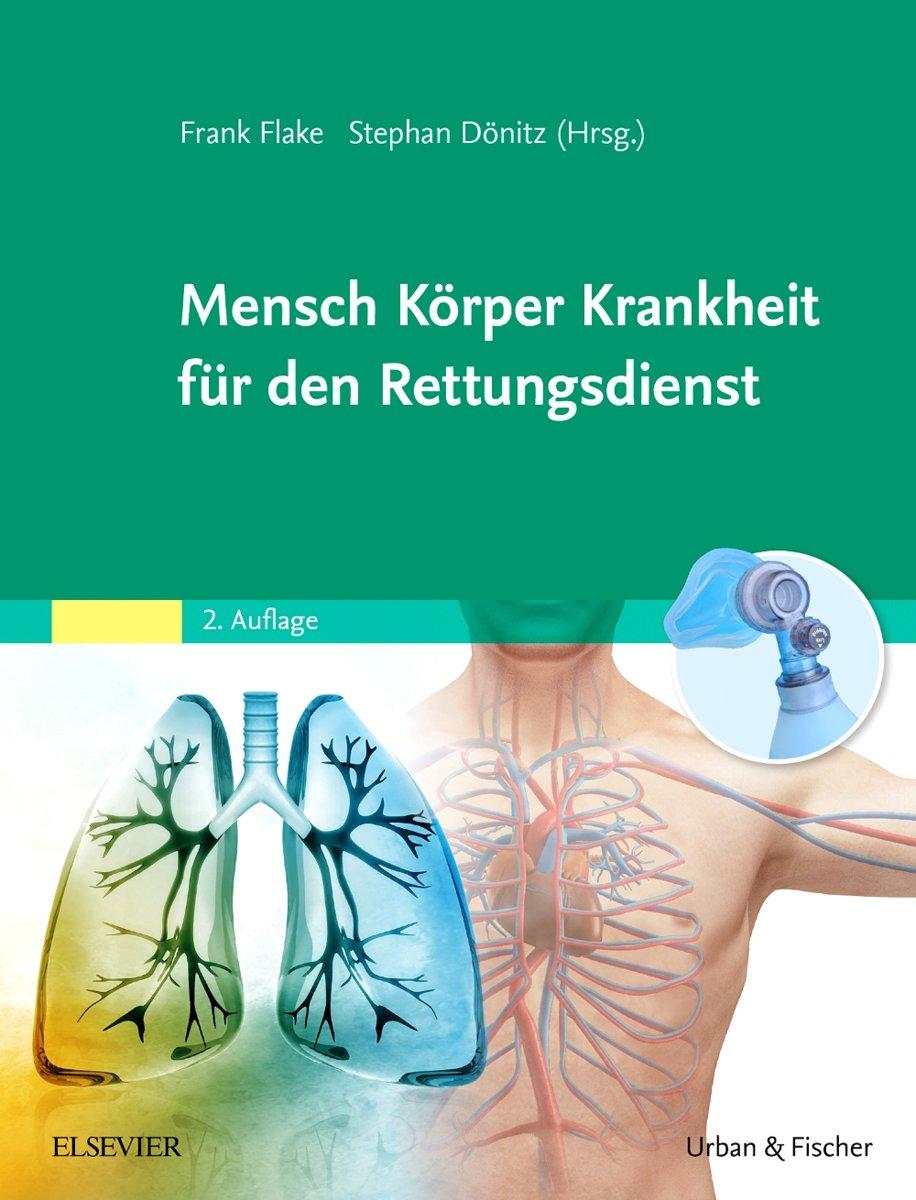 bol.com | Mensch Körper Krankheit für den Rettungsdienst (ebook ...