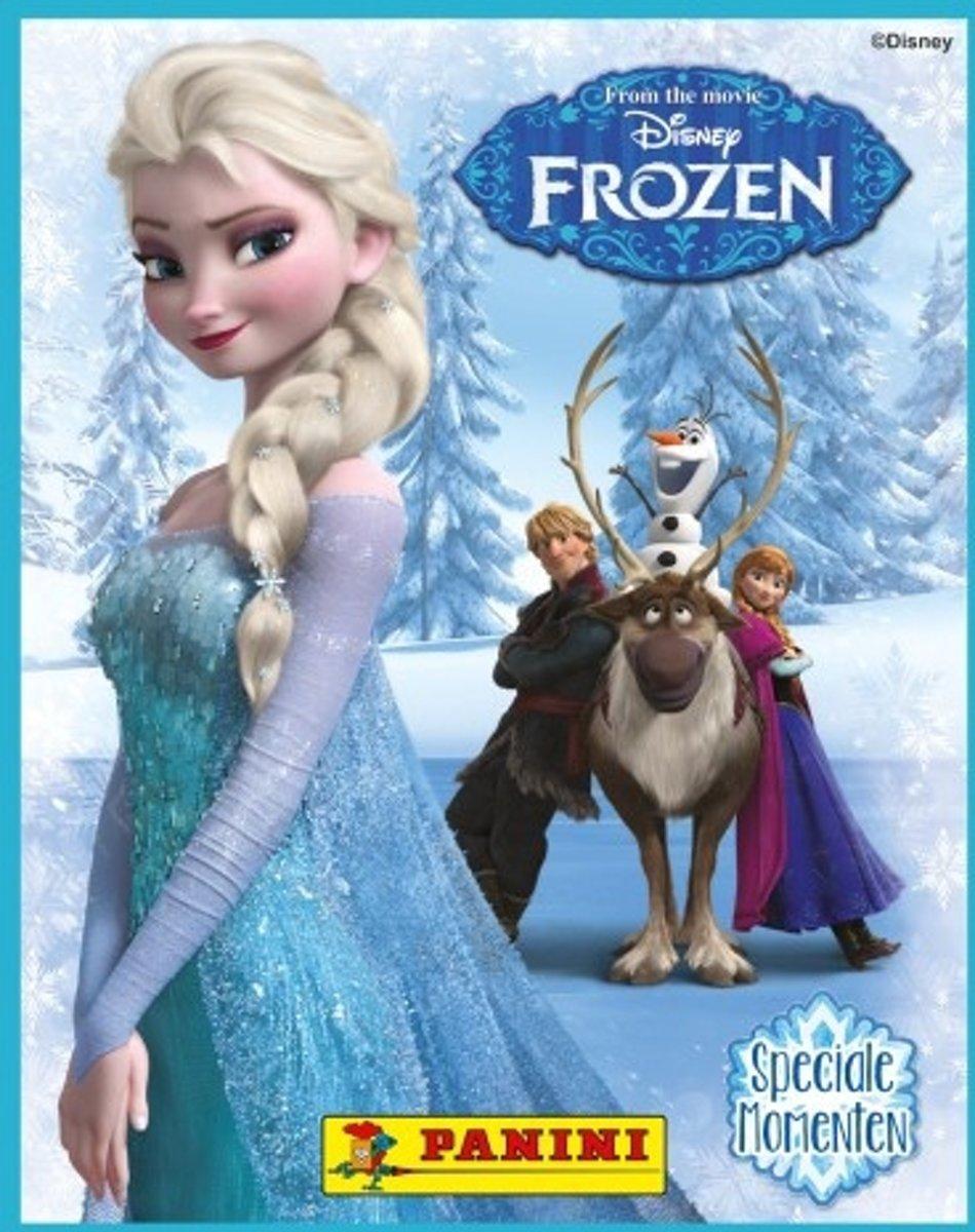Disney Panini Stickers Frozen Speciale Momenten kopen