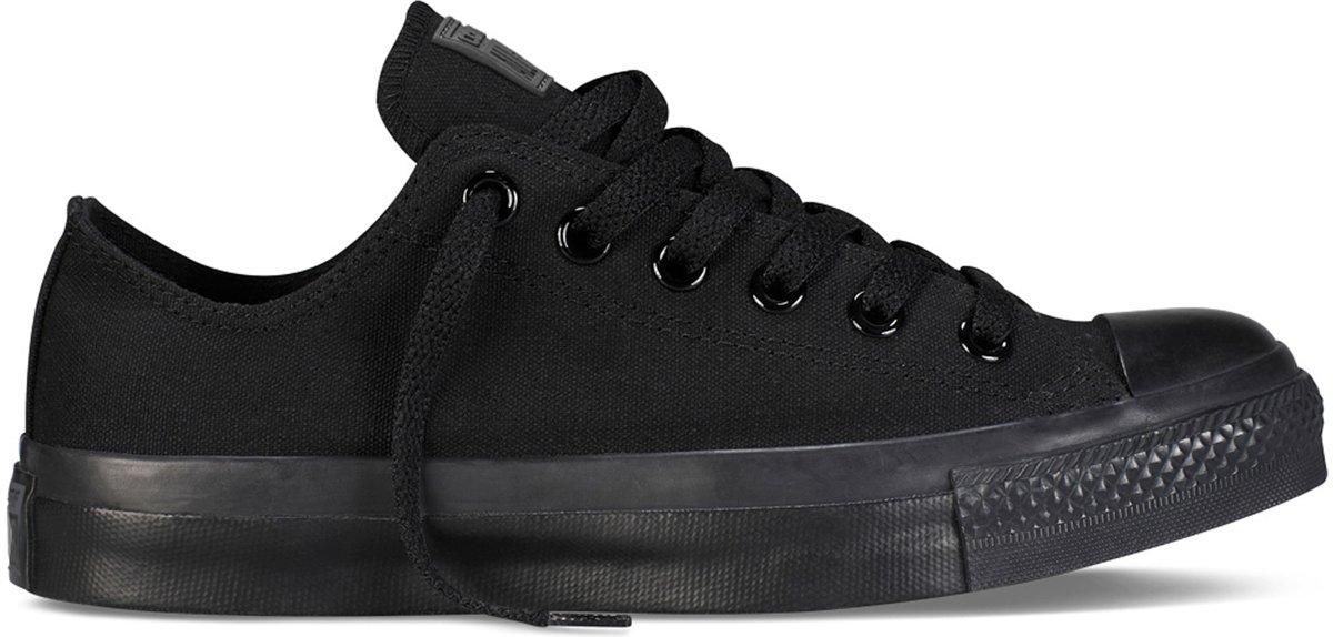 a78ea2ec586 bol.com | Converse Chuck Taylor All Star Sneakers Laag Unisex - Black  Monochrome - Maat 42