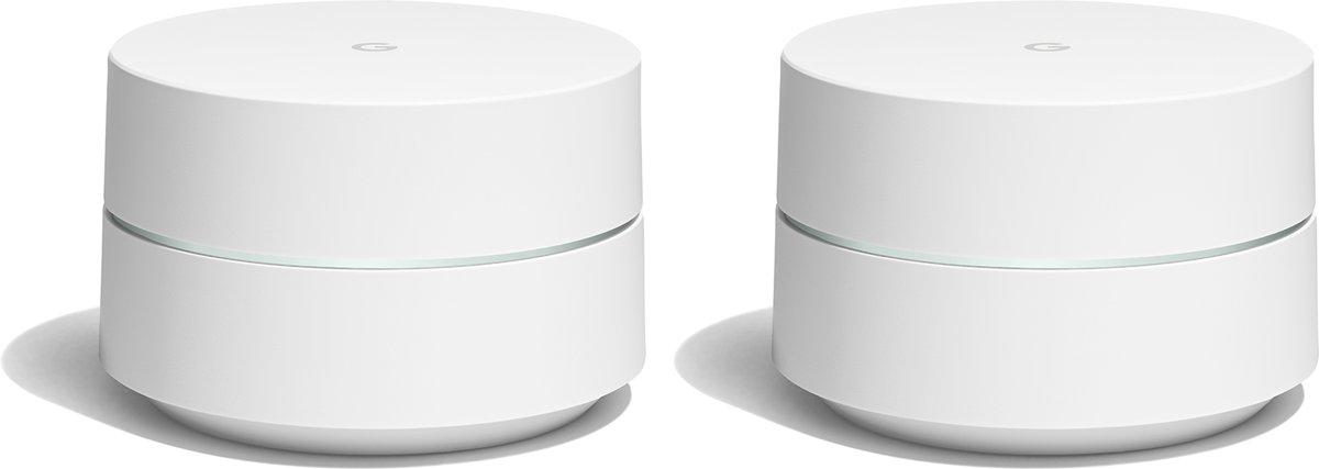 Google Wifi Duo Pack – Multiroom Wifi Systeem kopen