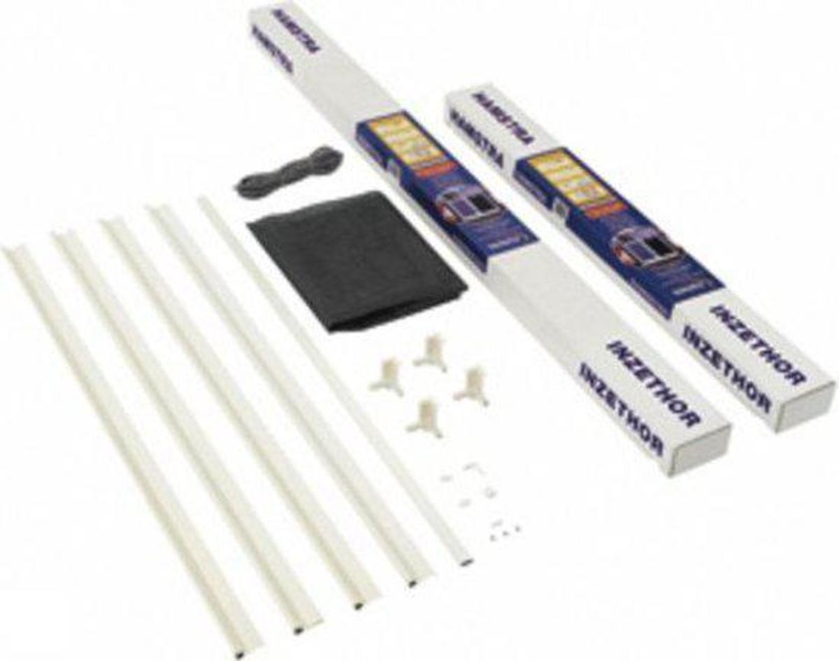 Easy-2-fit Inzethor voor Draai-kiepramen - 100 x 100 cm - Wit kopen