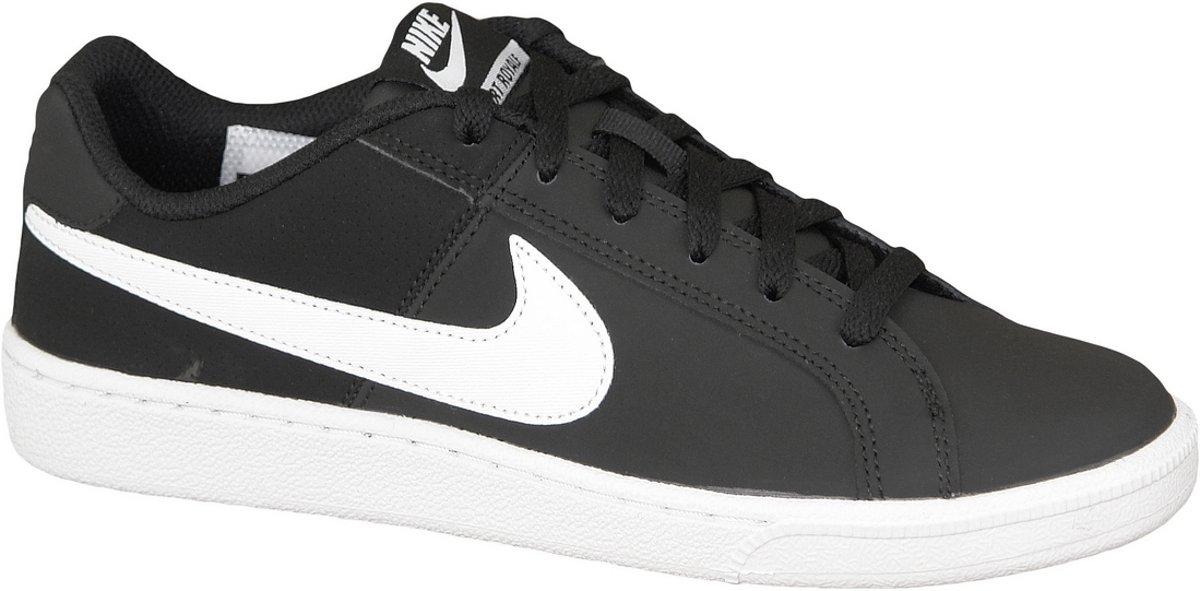0216ffdc16b bol.com   Nike Court Royale Sneakers Dames Sportschoenen - Maat 40.5 -  Vrouwen - zwart/wit