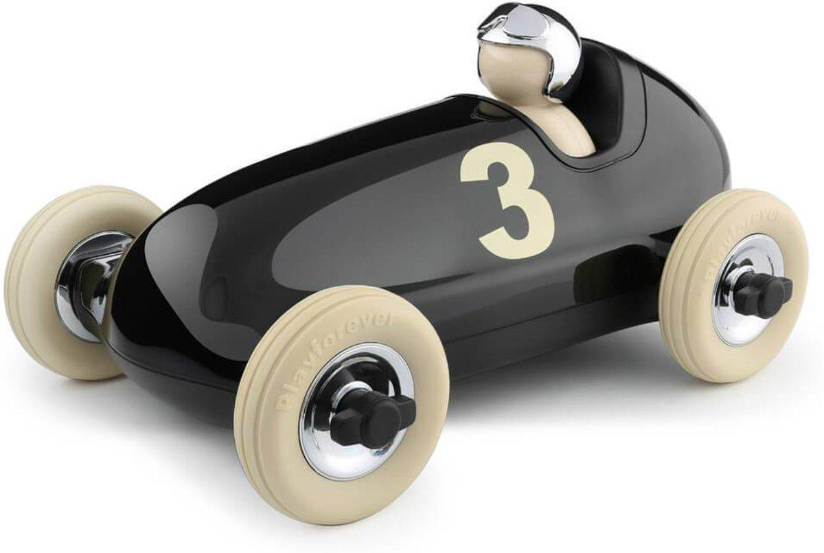 Playforever Bruno Racing Chrome & Black
