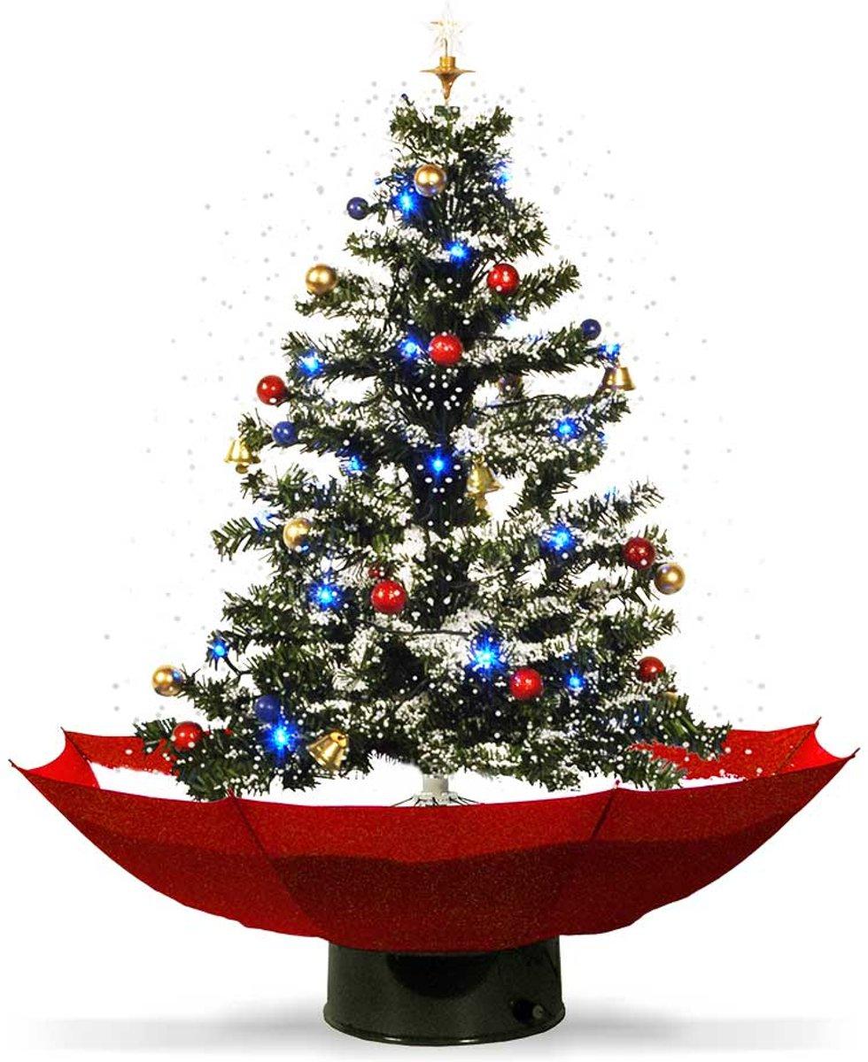 Bol Com Mikamax Sneeuwende Kerstboom 75cm Kunstkerstboom