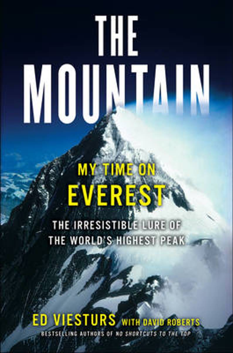 Afbeelding van product The Mountain  - Ed Viesturs