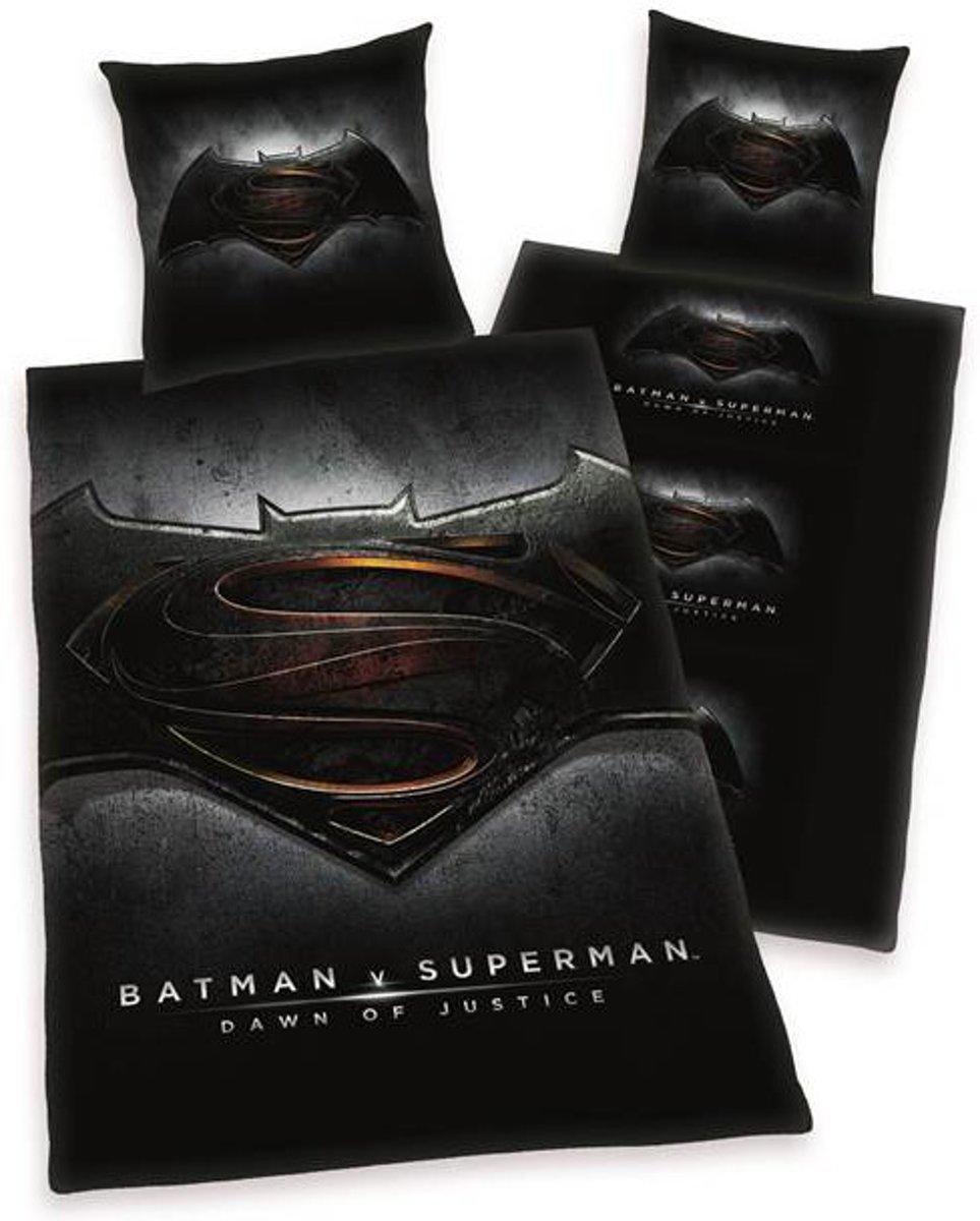 Superman vs Batman Dekbedovertrek kopen
