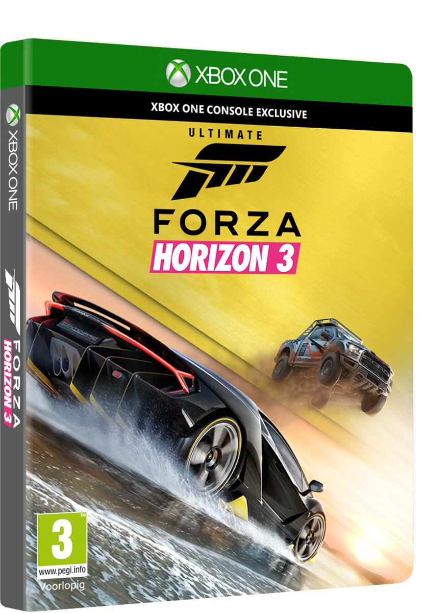 Forza Horizon 3 - Ultimate Edition Xbox One