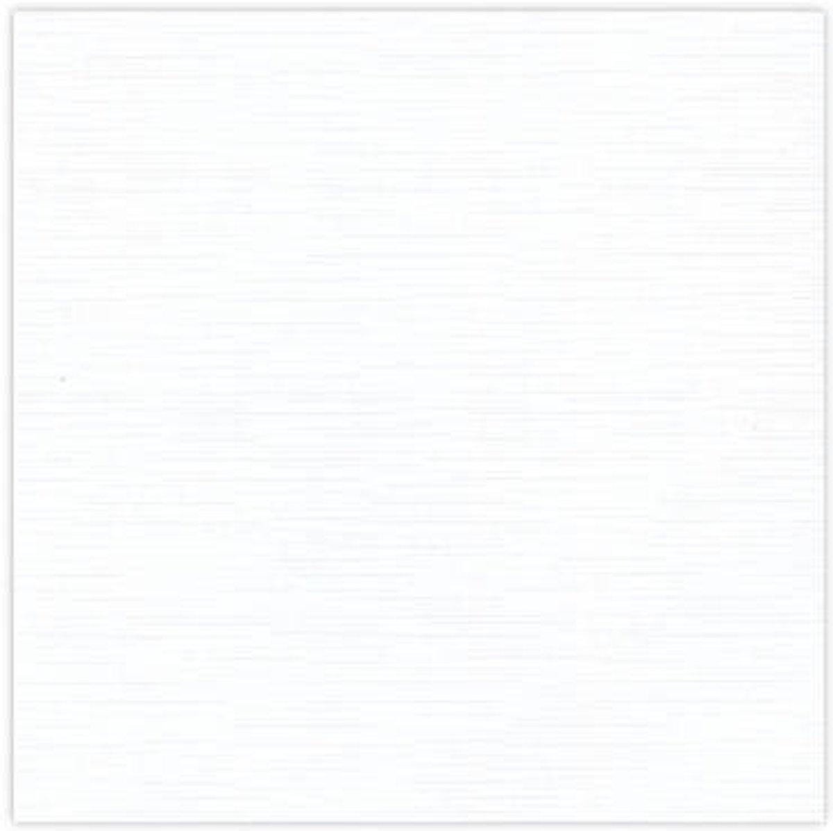 Linnenkarton - Oplegkaartjes - Wit kopen