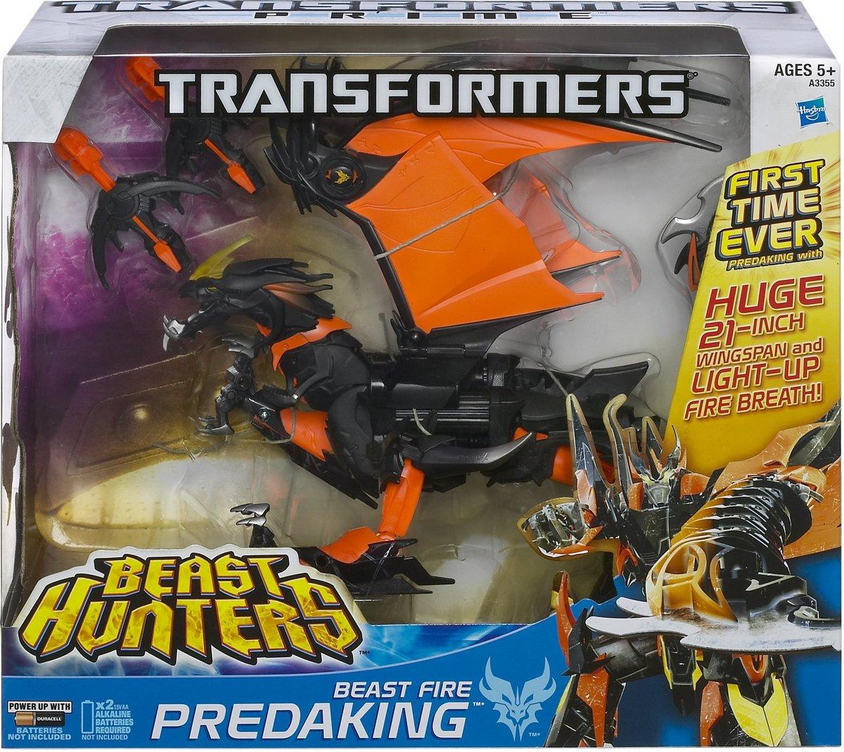 Transformers Beast Hunters Predaking Dragon kopen