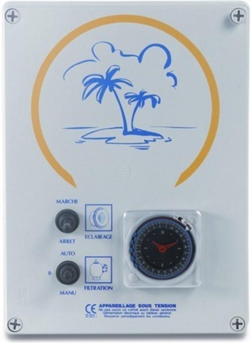 DFH300 Zwembad timer besturing