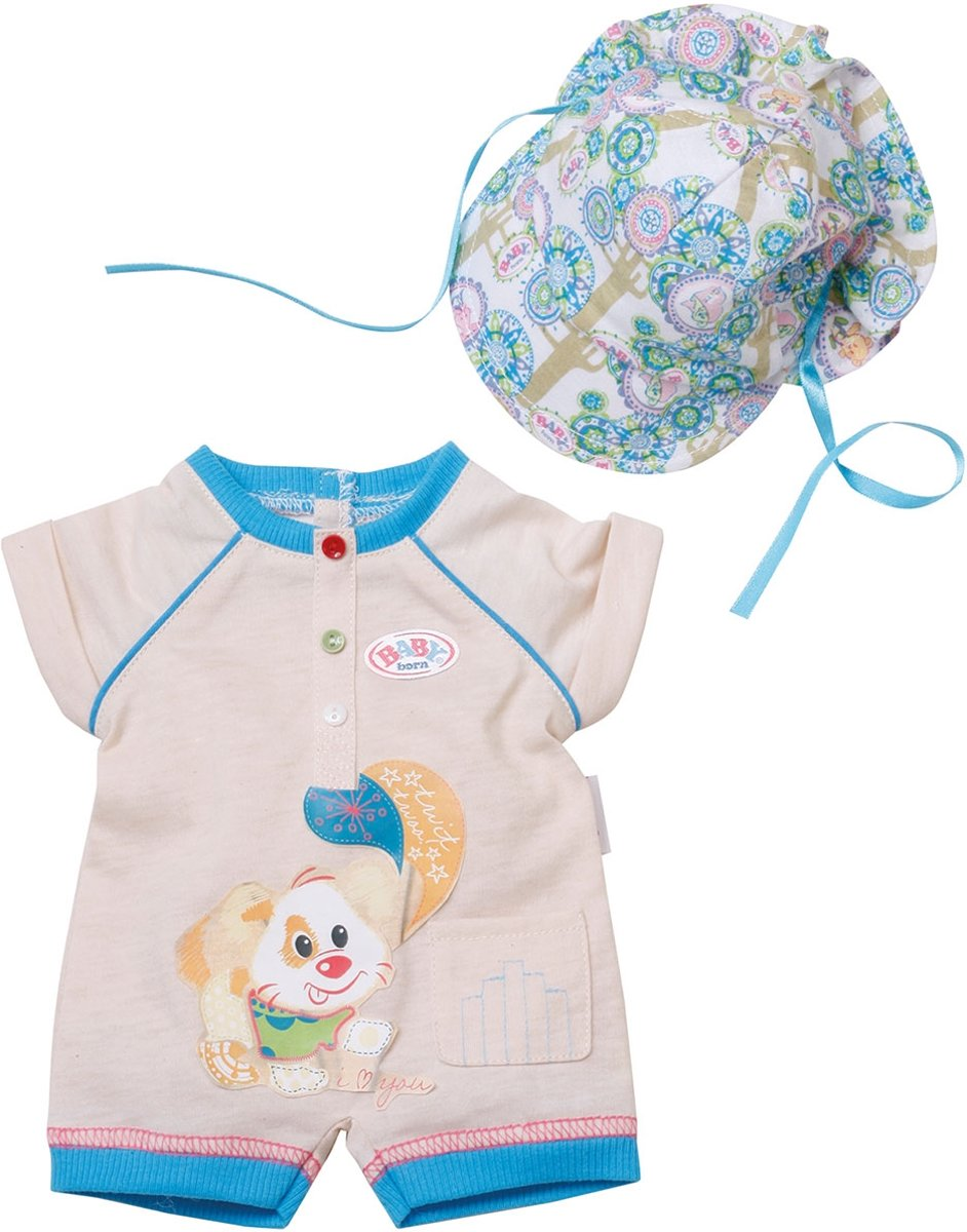 BABY born - Rompertje - Poppenkleertjes