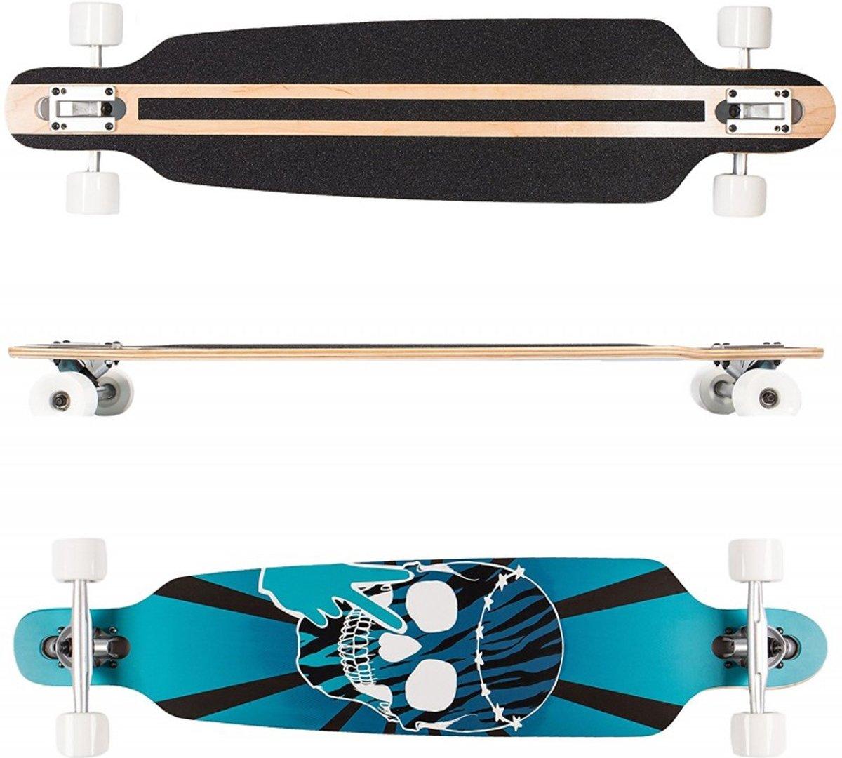 SportPlus Longboard concave, Restinpeace SP-SB-111 kopen