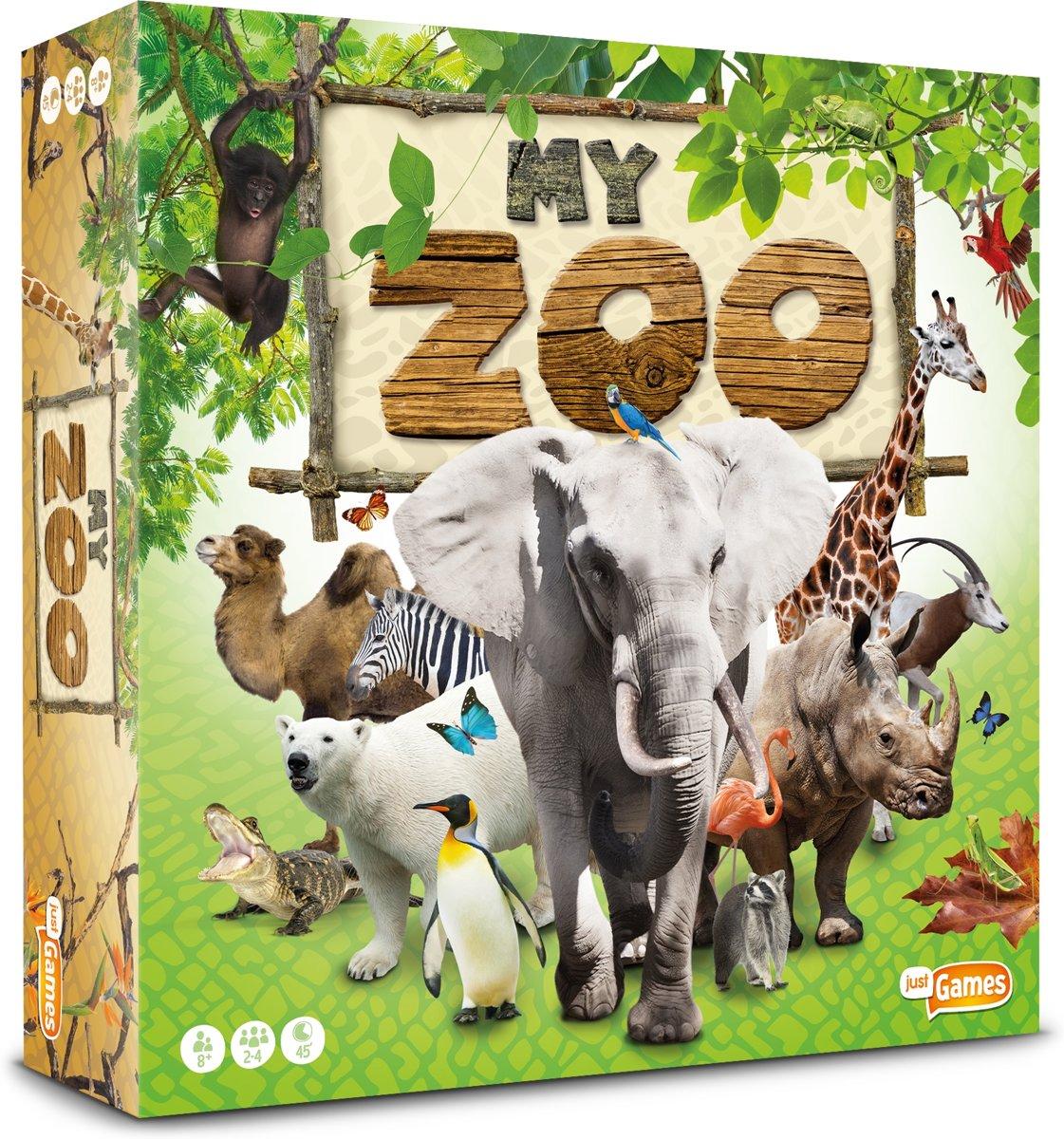 My Zoo - Bordspel