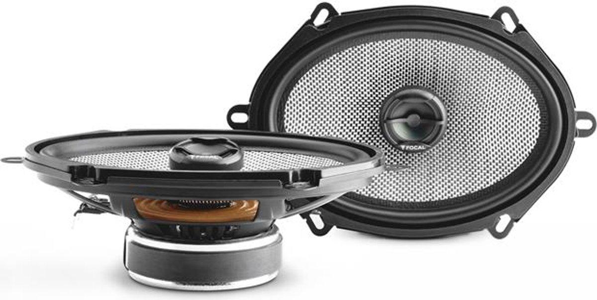 Focal 570AC coaxiale speakerset 5x7 inch tbv Ford en Mazda kopen