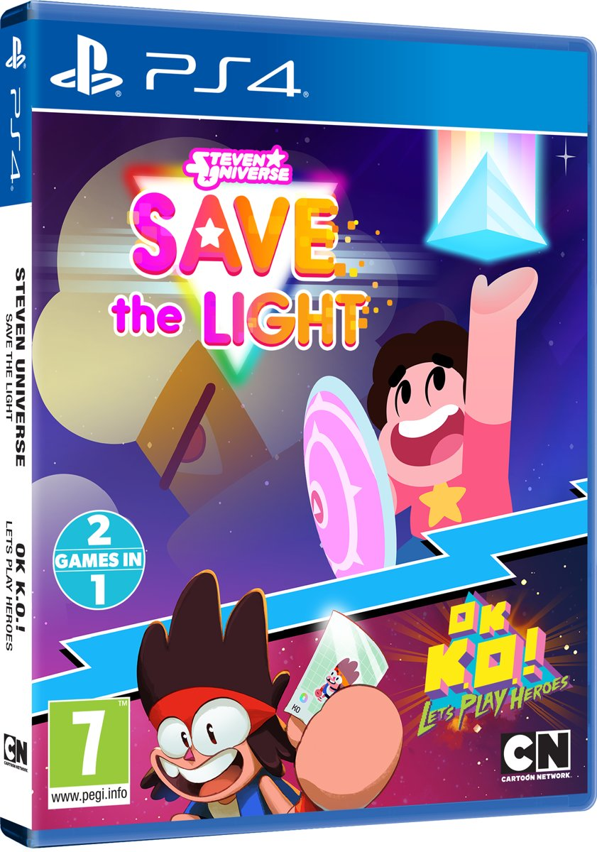 Steven Universe - Save The Light PlayStation 4