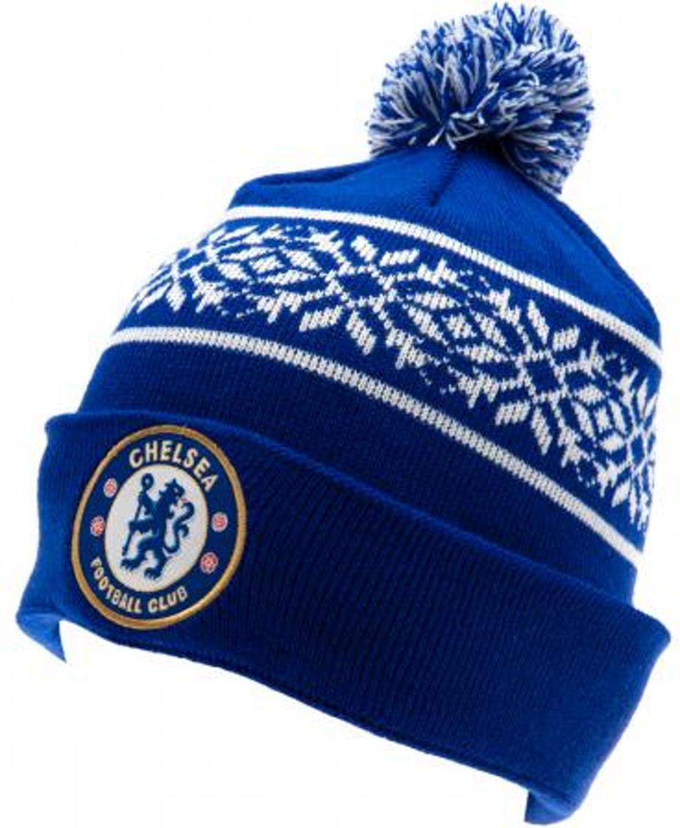 Chelsea Muts Volwassenen Ski Hat