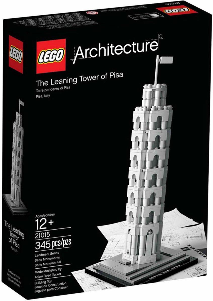 LEGO Architecture De Toren van Pisa - 21015