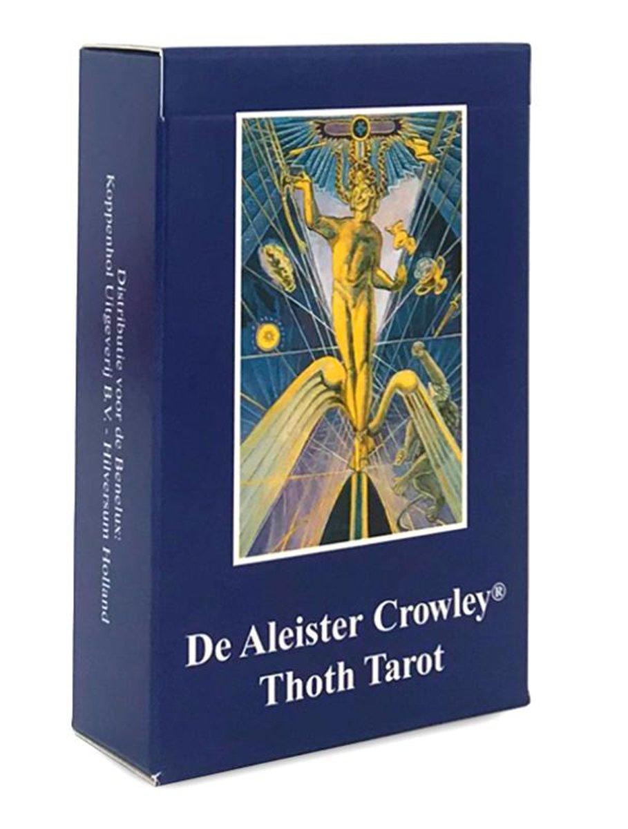 bol com   Crowley Thoth tarot kaarten Nederlandse editie