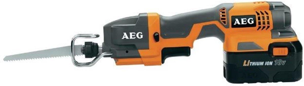 AEG Accu reciprozaag BMS 18C 18 V 3,0 Ah