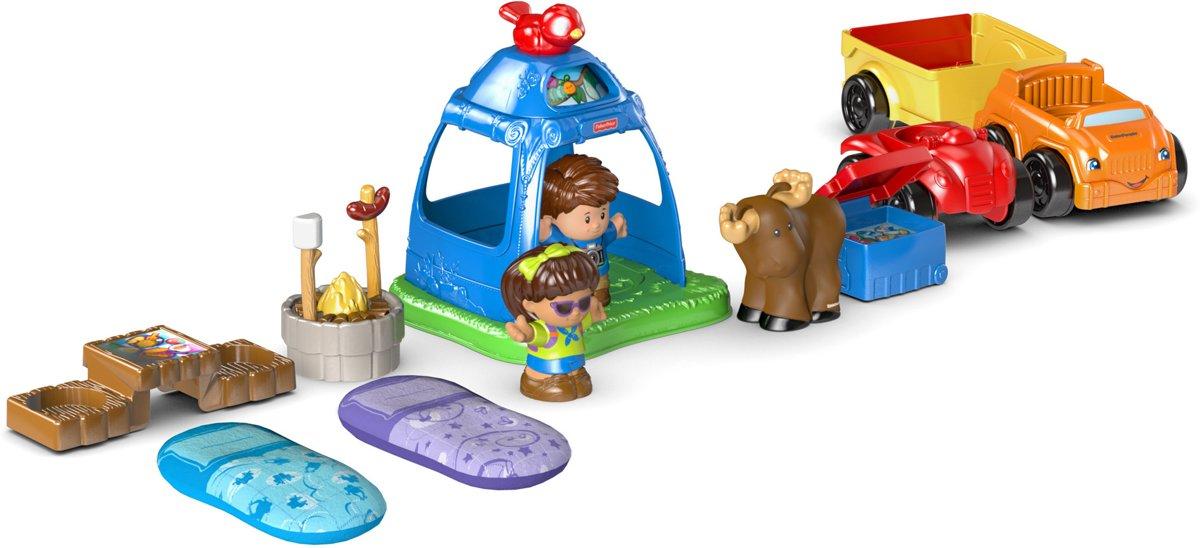 Fisher-Price Little People Vakantie Speelset