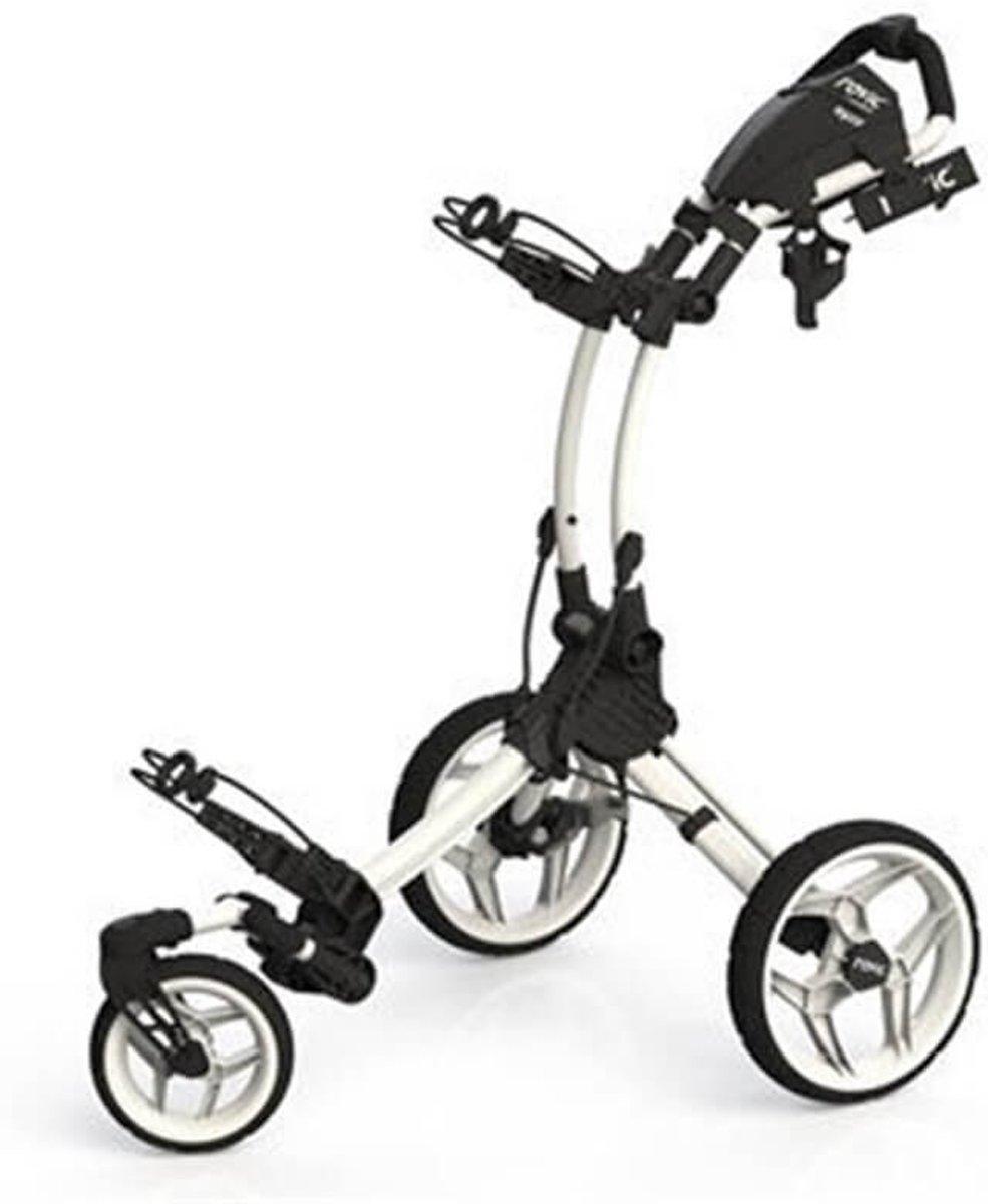 Clicgear Rovic RV1S Swivel Golftrolley Wit kopen