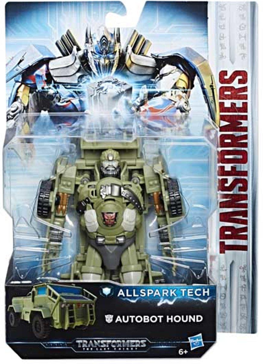 Transformers The Last Knight Allspark Tech Autobound hound kopen