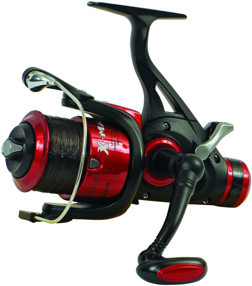 X-Max II FR5000 FD - Molen Inclusief Vislijn - 1 BB