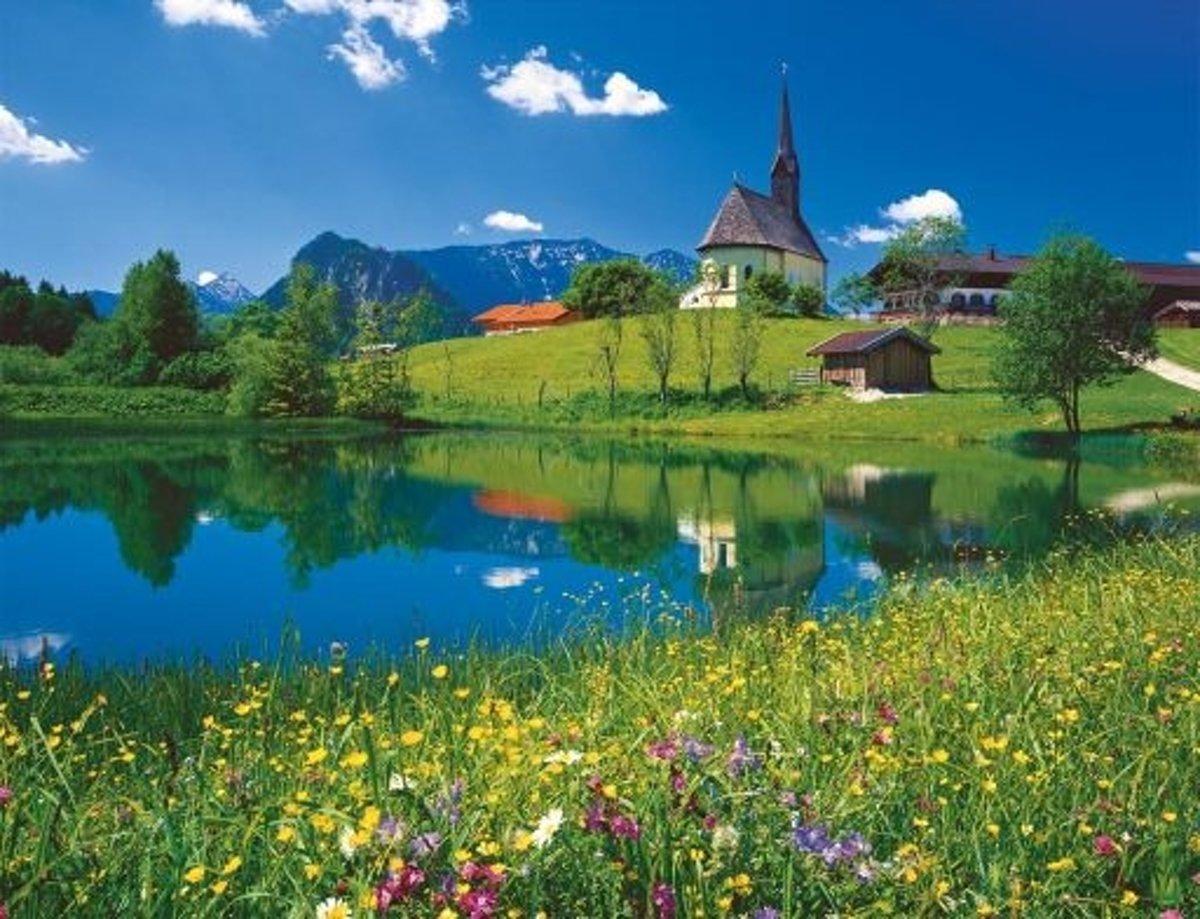 Ravensburger Puzzel - Beieren, Inzell kopen