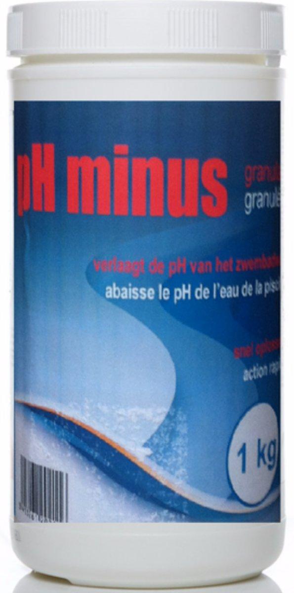 HRS ph minus - Zwembad - PH - Zwembadwater - Onderhoud - 1kg - PH min
