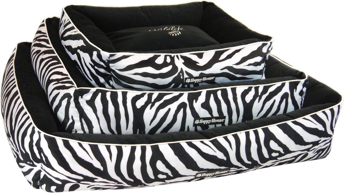 Happy-House Hondenmand Zebra - Maat: L kopen
