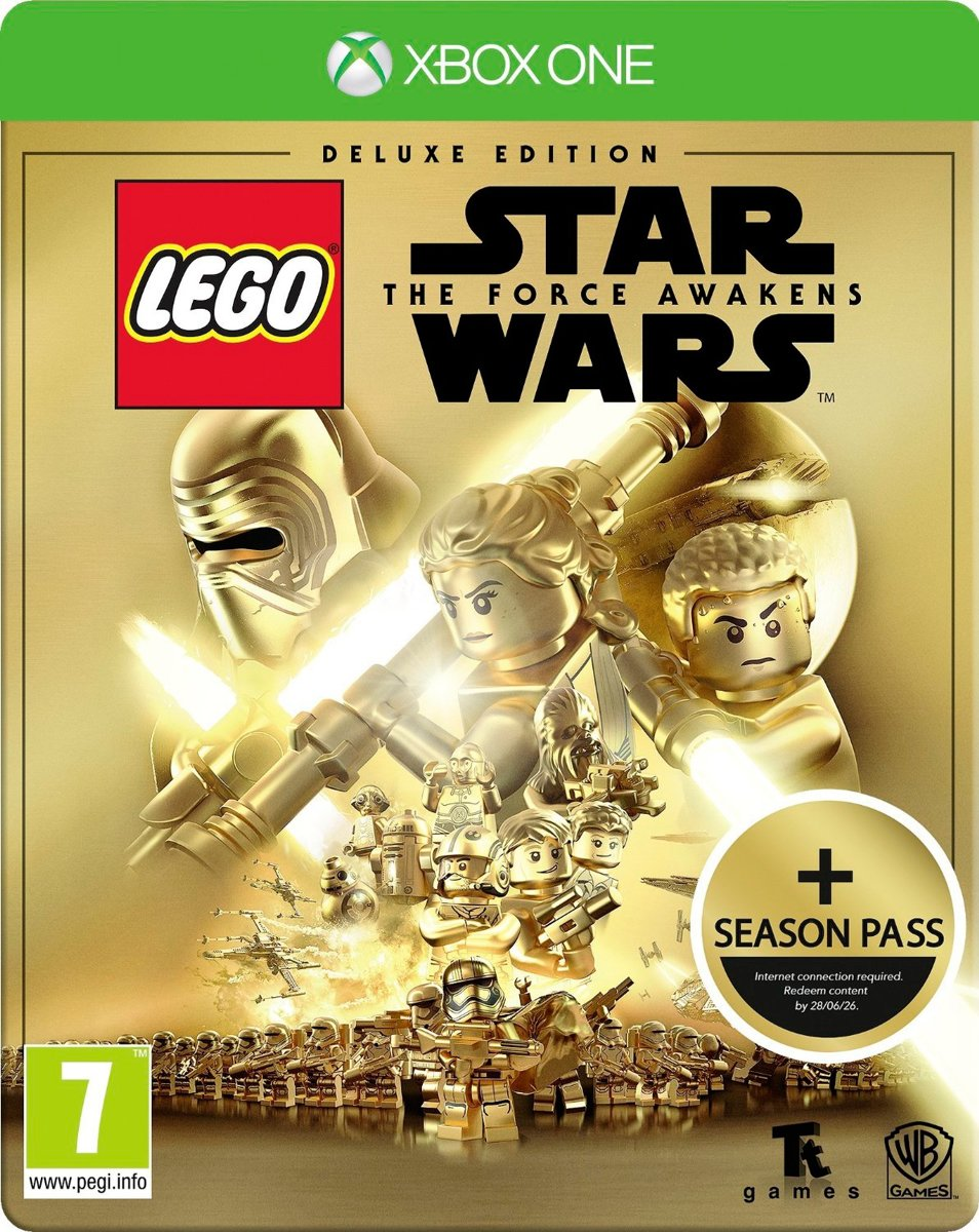 LEGO Star Wars: The Force Awakens - Deluxe Edition Xbox One