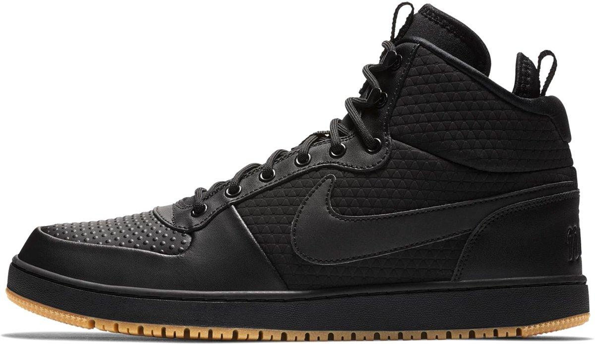 1ab4c3f4937 bol.com | Nike Ebernon Mid Winter Sneakers Heren Sneakers - Maat 40 -  Mannen - zwart