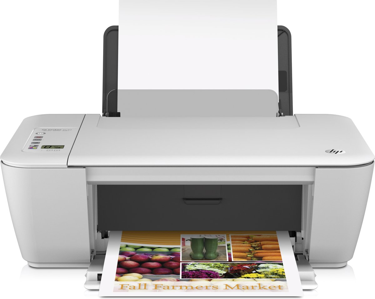 HP Deskjet 2540 - All-in-One Printer