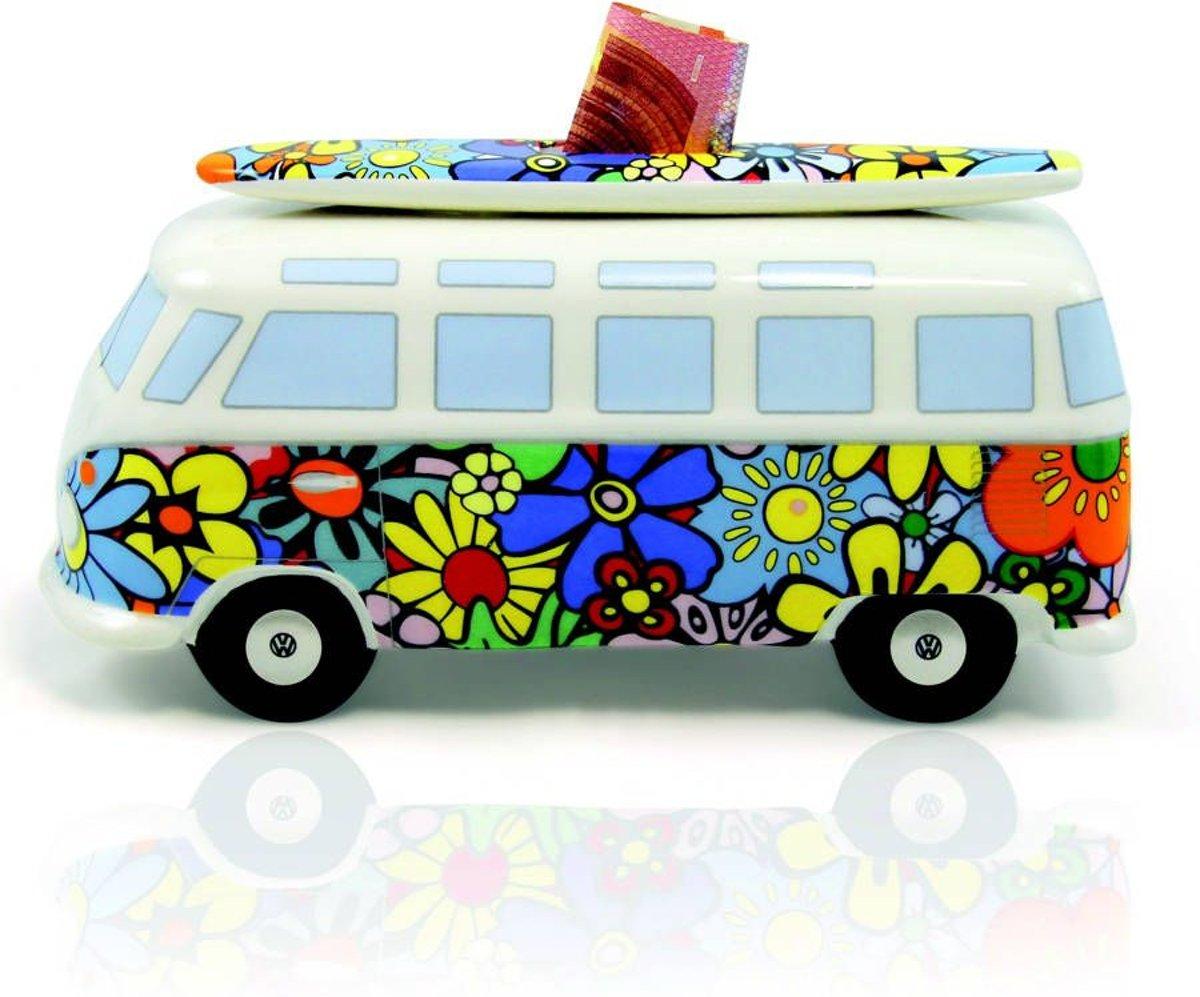 Spaarpot hippie VW bus