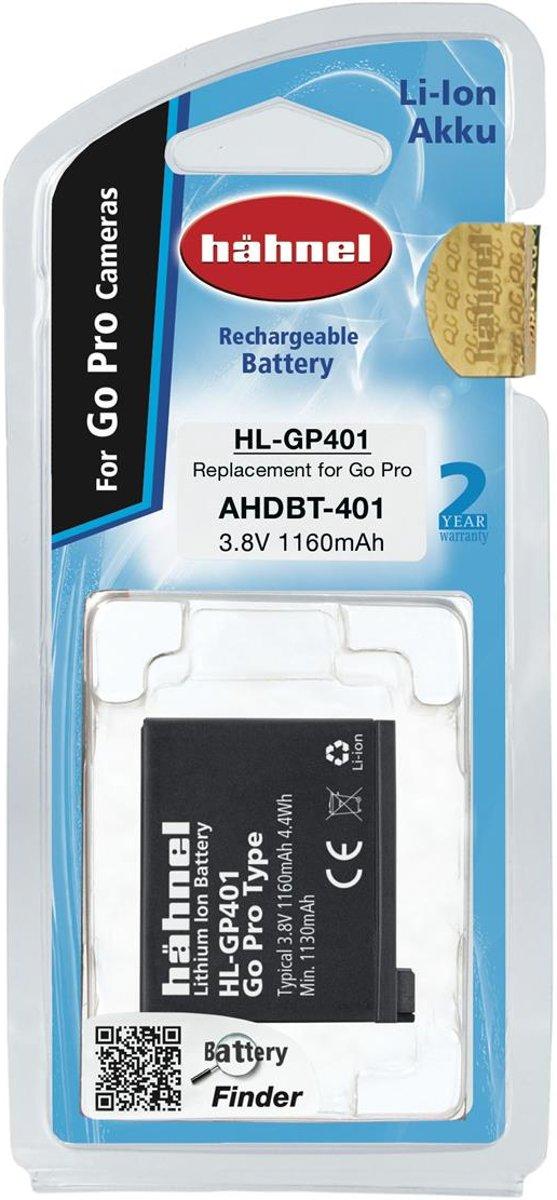 HAHNEL HL-GP401 GoPro Hero4 kopen