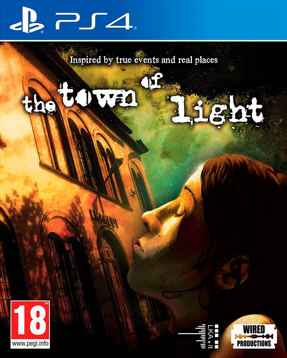 The Town of Light PlayStation 4