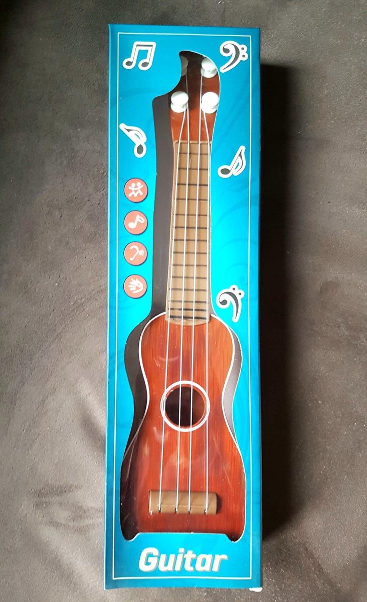 Mini gitaar
