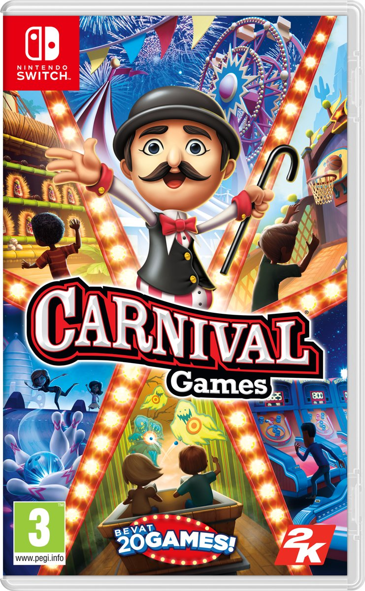 Carnival Games Switch