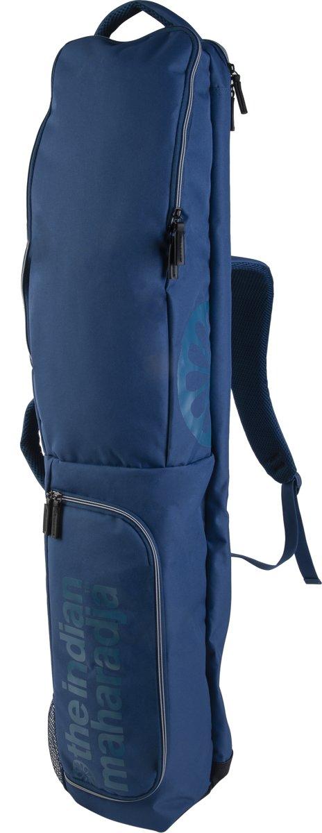 The Indian Maharadja Stick bag-blue- jeansblauw - Hockeystickrugzak Uni kopen