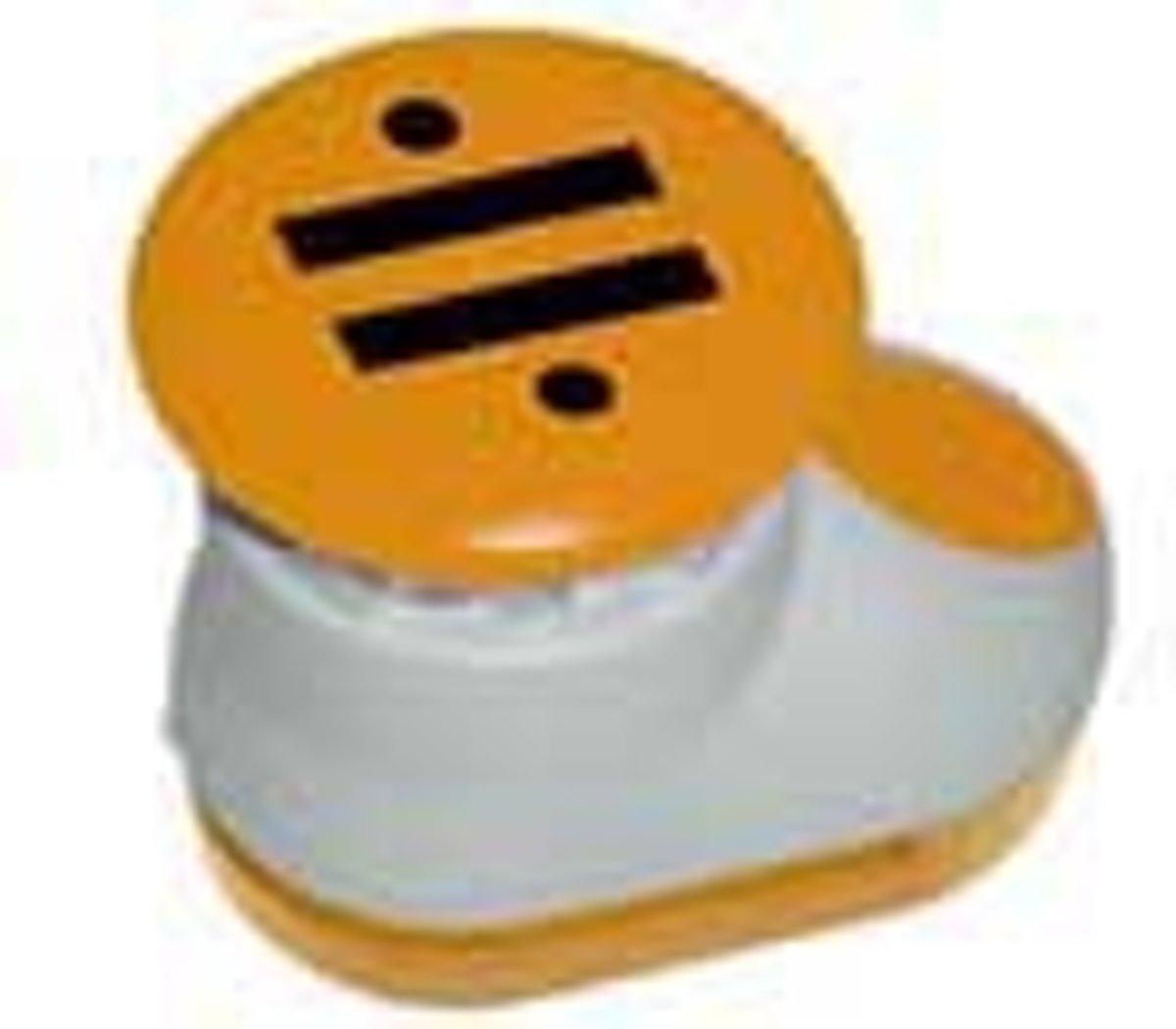 Tonic papier Pons Ribblet 2, 781E, ook te gebruiken met de Border Systeem Liniaal. 2 STUKS. kopen