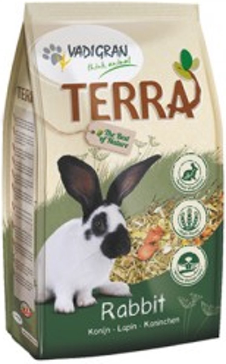 Vadigran Terra Konijn - 1 kg