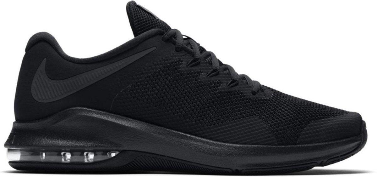 Nike Heren Sportschoenen Air Max Alpha Trainer Zwart Maat 44,5