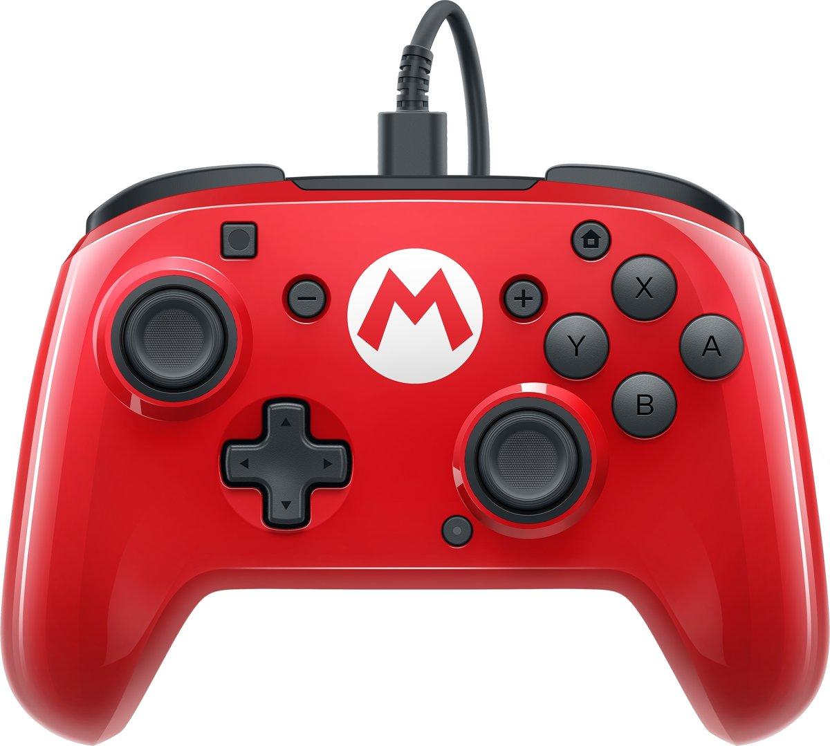 Controller Voor Nintendo Switch Kopen Kijk Snel Pro Splatoon 2 Edition Pdp Faceoff Deluxe Super Mario Editie