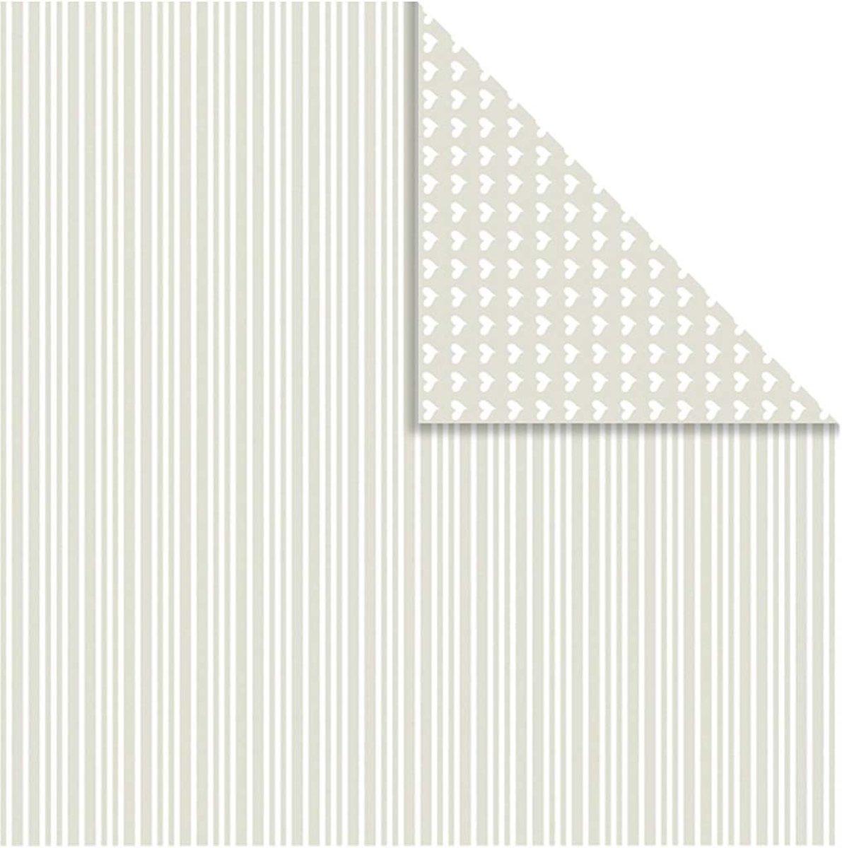 Design Papier, vel 30,5x30,5 cm,  120 gr, 5vellen,  [HOB-22203] kopen